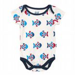 Kite Bodysuit Short Sleeve Baby Boy